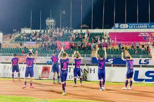 Trang chủ Liên đoàn bóng đá châu Á ca ngợi 9 trận bất bại của Sài Gòn FC