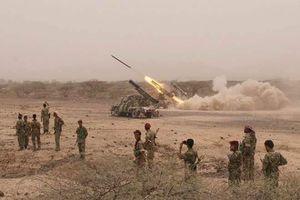 Liên quân Saudi Arabia ngăn chặn đợt tấn công của phiến quân Houthi