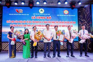 Hội Môi giới bất động sản Việt Nam ra mắt văn phòng đại diện tại Nghệ An