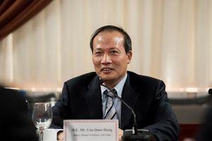 Kiến nghị xử lý kỷ luật nghiêm Thứ trưởng Bộ Công thương Cao Quốc Hưng