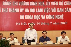 Bộ trưởng Chu Ngọc Anh: Khu CNC Hòa Lạc là 'cái nôi' của các mô hình điểm