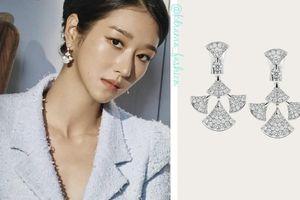 Seo Ye Ji khi lộng lẫy như công chúa, lúc quý phái kiểu Đệ nhất phu nhân trong tập mới