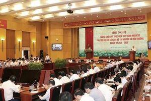 Đảng ủy Bộ Tài nguyên và Môi trường thực hiện quy trình nhân sự phục vụ Đại hội