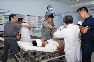 Côn đồ gây rối tại bệnh viện, hệ thống Code Grey được kích hoạt