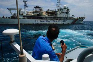 Tàu hải cảnh, tàu chiến TQ xâm nhập biển Malaysia 89 lần trong 4 năm