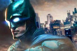 'The Batman' ghi hình trở lại