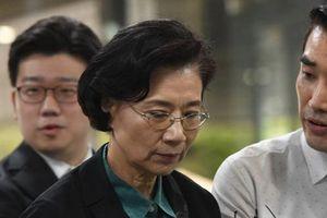 Phu nhân khét tiếng của gia tộc Korean Air bị kết tội đánh nhân viên
