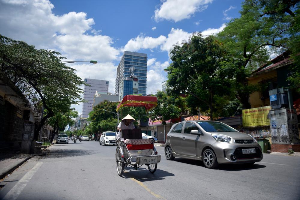 Thời tiết hôm nay 14/7: Hà Nội và các tỉnh miền Bắc duy trì nắng nóng gay gắt