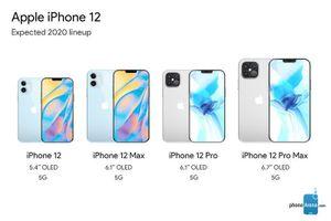 iPhone 12 có thể là điện thoại 5G đầu tiên