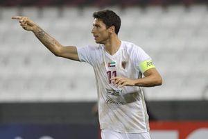 UAE nhập tịch tiền đạo người Argentina trước khi đấu Việt Nam