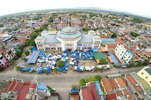 Quảng Ninh: Thị xã Quảng Yên được công nhận là đô thị loại III