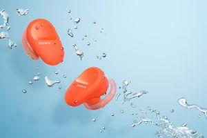Tai nghe chống ồn WF-SP800N có giá bán 4,8 triệu đồng tại thị trường Việt Nam
