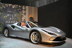 Ferrari F8 Spider hơn 19 tỷ tại Thái khiến đại gia Việt 'phát thèm'