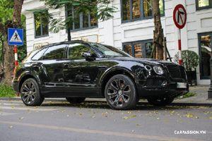 Bentley Bentayga Design Series gần 20 tỷ của đại gia Hà Nội