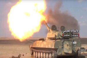 Quân đội Syria trả đũa vụ khủng bố tấn công căn cứ Nga