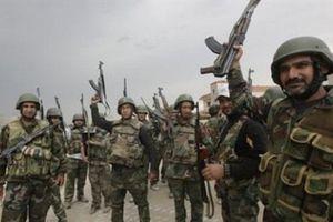 Tình hình chiến sự Syria mới nhất ngày 14/7: Phiến quân nhận 'trái đắng' khi tập kích quân đội Syria