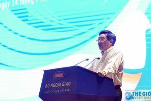 Bộ Ngoại giao tổ chức Hội nghị sơ kết công tác 6 tháng đầu năm 2020