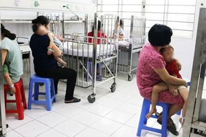 Gia tăng số ca mắc tay chân miệng, nguy cơ bùng phát dịch