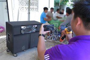 Cử tri bức xúc vì sở, ngành TPHCM 'đá bóng' trách nhiệm xử lý karaoke loa dạo