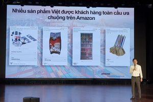 Kỷ lục chiếc giỏ mây và cơn sốt chổi đót, nón lá trên Amazon