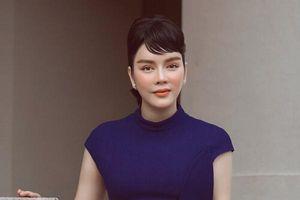 Lý Nhã Kỳ kiêu sa với phong cách cổ điển giống huyền thoại Audrey Hepburnc