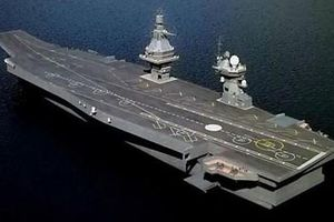 Nga tiết lộ vũ khí trang bị cho siêu tàu sân bay 'Cơn bão' bất khả xâm phạm