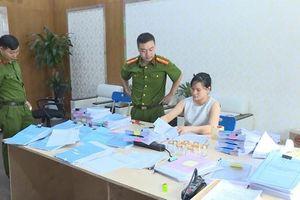 3 cán bộ ngân hàng mua bán trái phép hóa đơn ở Phú Thọ bị khởi tố