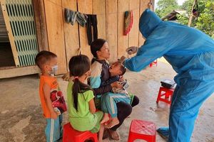 Ghi nhận thêm ba trường hợp mắc bệnh bạch hầu ở tỉnh Đắk Lắk