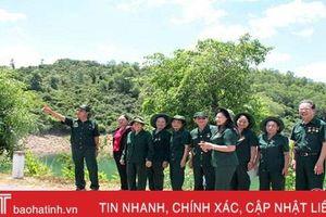 TNXP Hà Tĩnh: 'Đào núi và lấp biển, quyết chí ắt làm nên'