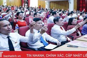 Đoàn kết, thống nhất thực hiện thắng lợi Nghị quyết Đại hội Đại biểu Đảng bộ Khối CCQ&DN Hà Tĩnh lần thứ XVI