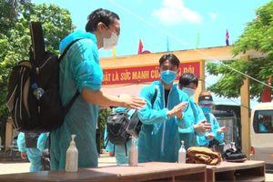 Hơn 13.000 người từ vùng dịch về đang được cách ly tại các cơ sở