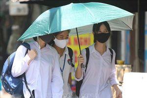 Thời tiết ngày 14/7: Bắc Bộ và Trung Bộ có nắng nóng gay gắt, chỉ số UV gây hại cao