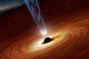 Kinh ngạc trước hố đen 'lớn' nhanh nhất vũ trụ, nặng gấp 34 tỷ lần Mặt trời
