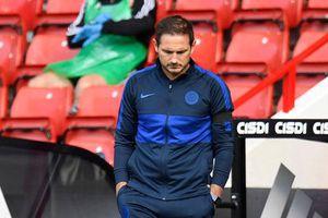 HLV Lampard chỉ ra điểm yếu 'chí mạng' khiến Chelsea gặp khó khi ra sân