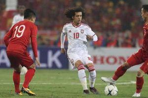 Quyết tranh ngôi đầu với tuyển Việt Nam, UAE gọi 3 sao 'khủng'
