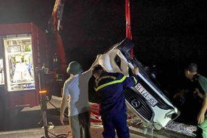 Xử lý trách nhiệm thế nào vụ ôtô lao xuống biển, 4 người chết ở Quảng Ninh?