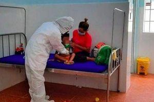 Đắk Lắk gia tăng số ca mắc dịch bệnh bạch hầu