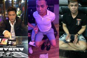 TP HCM: Đột kích quán karaoke Alibaba và nhiều khách sạn, phát hiện hàng chục dân chơi phê ma túy
