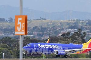 Southwest Airlines có thể phải cắt giảm nhân viên