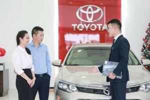 Toyota Việt Nam đạt nhiều thành tựu trong nửa đầu năm 2020