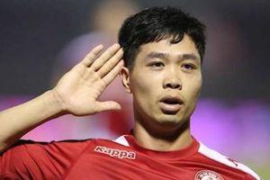 Công Phượng dẫn đầu danh sách Vua phá lưới nội V.League