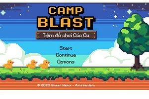 Campblast 2020: Tiệm đồ chơi cúc cu