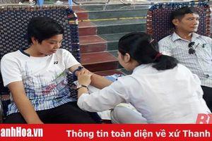 Huyện Vĩnh Lộc tổ chức ngày hội hiến máu tình nguyện