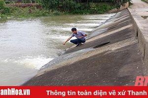 Huyện Như Thanh bảo đảm an toàn các công trình hồ, đập trước mùa mưa, lũ