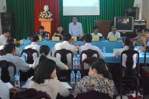 Đoàn đại biểu Quốc hội giám sát thực hiện đổi mới chương trình, sách giáo khoa tại TP.Sa Đéc