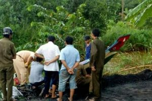 Va chạm vỏ lãi trên sông ở Cà Mau, 1 người tử vong