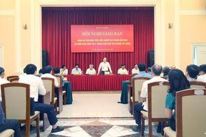 Bộ Xây dựng quyết liệt thực hiện các nhiệm vụ, giải pháp trọng tâm, phục hồi phát triển kinh tế - xã hội