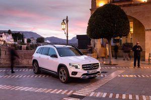 Mercedes-Benz GLB 200 Progressive chính thức ra mắt tại Thái Lan