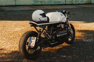 Ngắm chiếc K100RS phong cách retro của Motocrew
