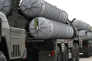 'Rồng lửa' S-400 đối đầu tiêm kích Rafale: Thổ Nhĩ Kỳ triển khai tên lửa S-400 tới Libya?